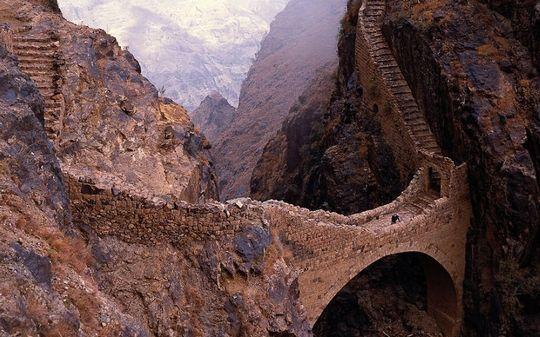 diaforetiko.gr : shahara Φοβερές εικόνες: Οι 20 ωραιότερες γέφυρες του κόσμου! Ανάμεσα τους και μια ελληνική !!
