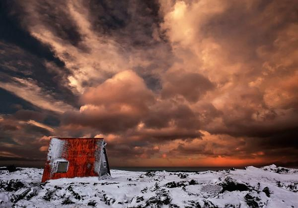 diaforetiko.gr : 1144 600x420 20 μοναχικά μικροσκοπικά σπίτια παραδομένα στη μαγεία του χειμώνα.