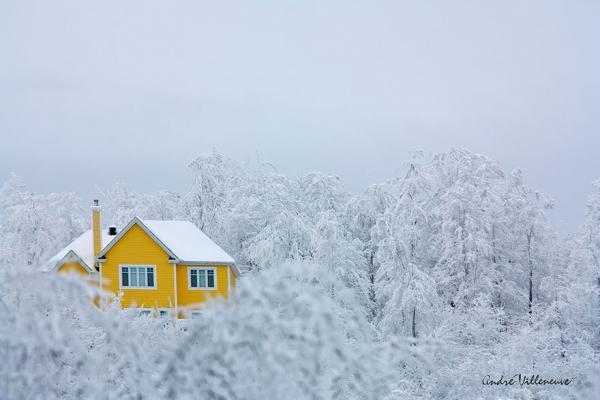 diaforetiko.gr : 1420 600x400 20 μοναχικά μικροσκοπικά σπίτια παραδομένα στη μαγεία του χειμώνα.