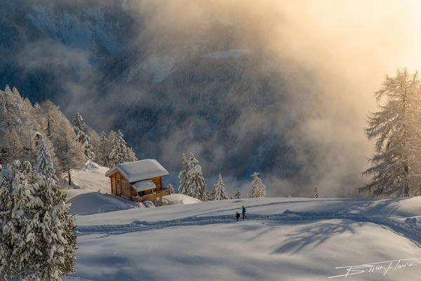 diaforetiko.gr : 434 600x400 20 μοναχικά μικροσκοπικά σπίτια παραδομένα στη μαγεία του χειμώνα.