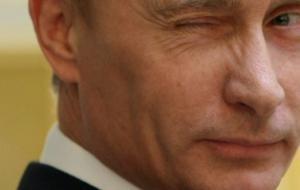 Vladimir Putin, Jose-Manuel Barroso