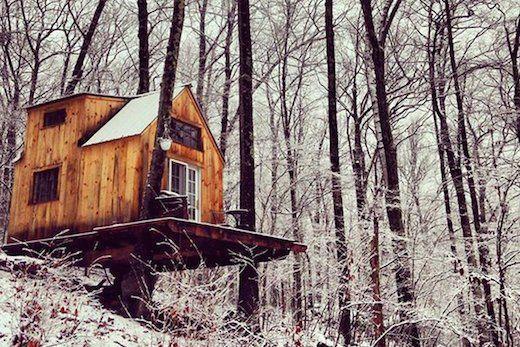 diaforetiko.gr : 1017 20 μαγευτικές φωτογραφίες από σπίτια που τα κάλυψε το χιόνι.