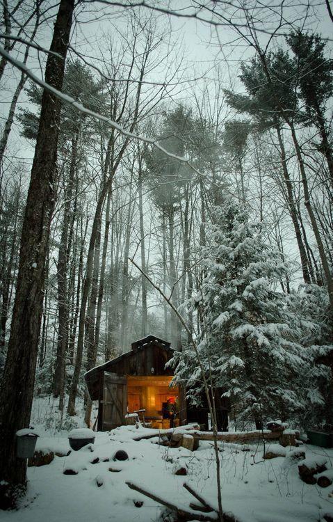 diaforetiko.gr : 1412 20 μαγευτικές φωτογραφίες από σπίτια που τα κάλυψε το χιόνι.