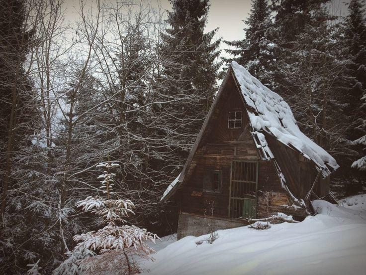 diaforetiko.gr : 1510 20 μαγευτικές φωτογραφίες από σπίτια που τα κάλυψε το χιόνι.