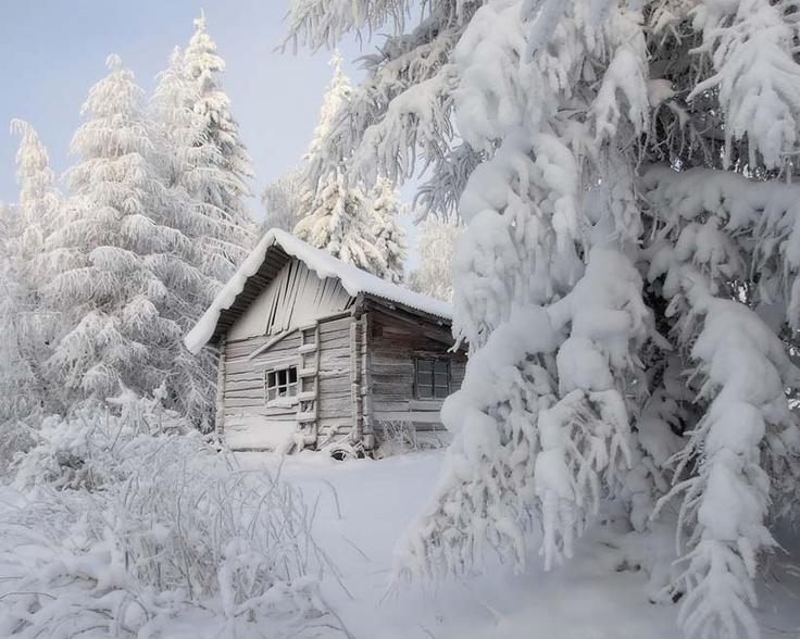 diaforetiko.gr : 1610 20 μαγευτικές φωτογραφίες από σπίτια που τα κάλυψε το χιόνι.