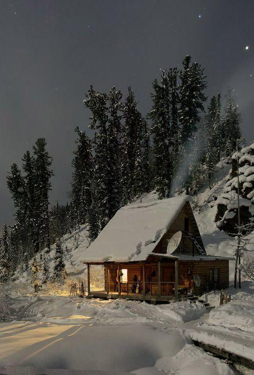 diaforetiko.gr : 204 20 μαγευτικές φωτογραφίες από σπίτια που τα κάλυψε το χιόνι.