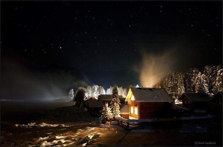 diaforetiko.gr : 2211 20 μαγευτικές φωτογραφίες από σπίτια που τα κάλυψε το χιόνι.