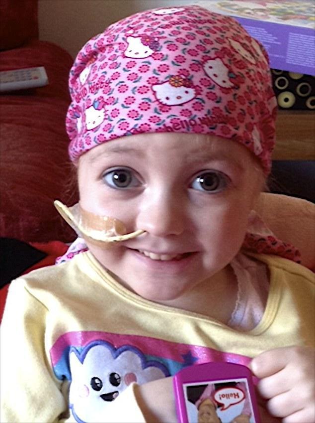 diaforetiko.gr : 300115162242 2160 Συγκλονίζουν οι γονείς 6χρονου κοριτσιού που πάλεψε με τη λευχαιμία
