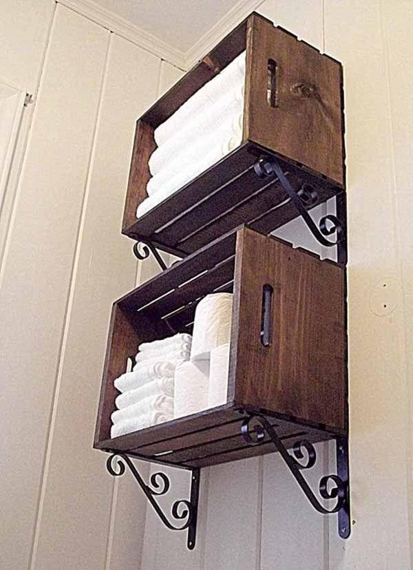 32 Ιδέες για Απίθανες και Μοντέρνες Κατασκευές από Παλιά Καφάσια! N02