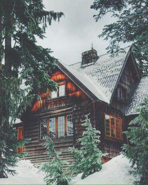 diaforetiko.gr : 526 20 μαγευτικές φωτογραφίες από σπίτια που τα κάλυψε το χιόνι.