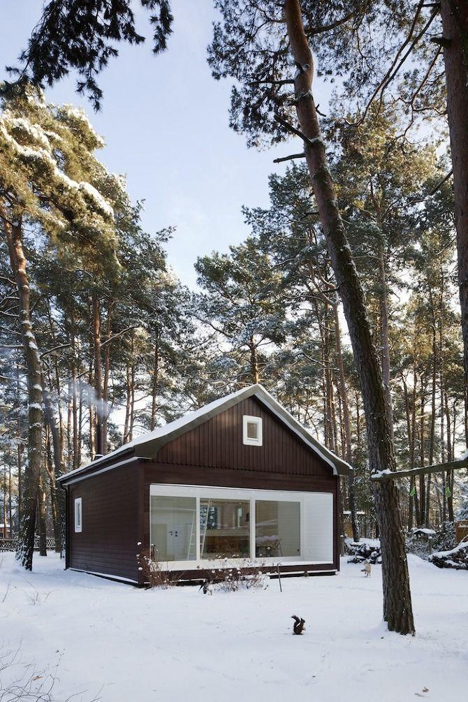 diaforetiko.gr : 623 20 μαγευτικές φωτογραφίες από σπίτια που τα κάλυψε το χιόνι.