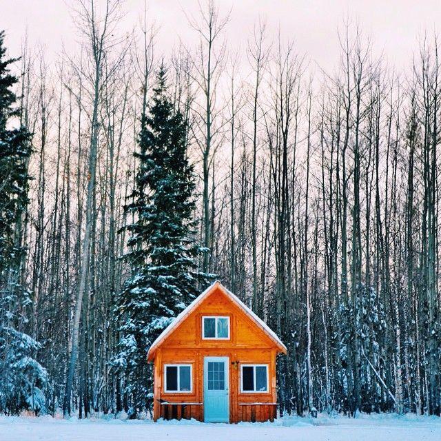 diaforetiko.gr : 816 20 μαγευτικές φωτογραφίες από σπίτια που τα κάλυψε το χιόνι.
