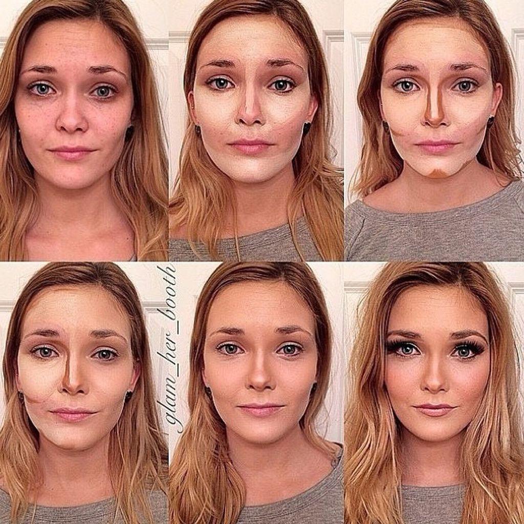 Как сделать своего лица