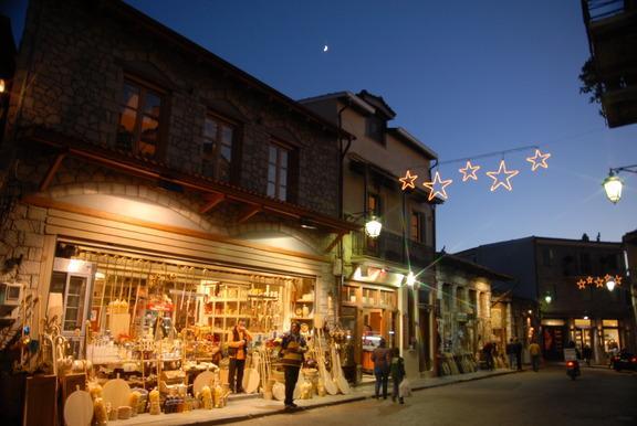 diaforetiko.gr : big arahova Τα 11 πιο όμορφα ελληνικά χωριά. Αντέχετε τόσο ομορφιά;