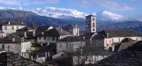 diaforetiko.gr : big dilofo Τα 11 πιο όμορφα ελληνικά χωριά. Αντέχετε τόσο ομορφιά;