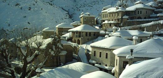 diaforetiko.gr : big syrrako Τα 11 πιο όμορφα ελληνικά χωριά. Αντέχετε τόσο ομορφιά;