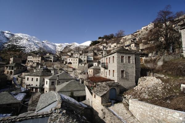 anapnoes.gr : big syrrako4 Τα 11 πιο όμορφα ελληνικά χωριά. Αντέχετε τόσο ομορφιά;