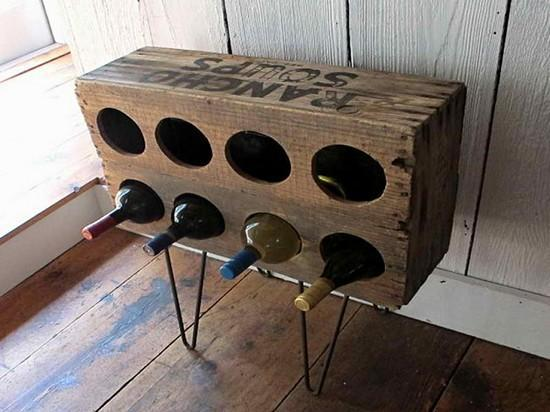 diaforetiko.gr : diy wooden crates15 32 Ιδέες για Απίθανες και Μοντέρνες Κατασκευές από Παλιά Καφάσια!