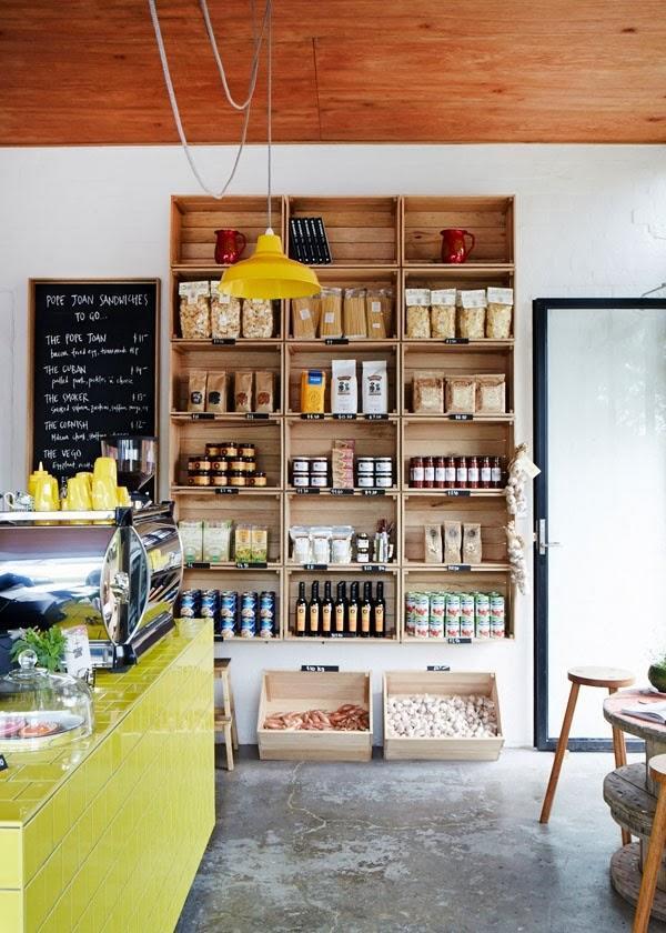 diaforetiko.gr : loja organizacao+9 32 Ιδέες για Απίθανες και Μοντέρνες Κατασκευές από Παλιά Καφάσια!