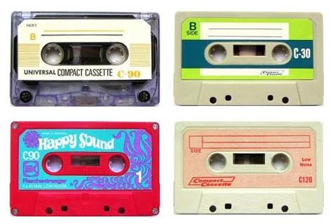diaforetiko.gr : retro cassette tapes1 Αναμνήσεις από τα παιδικά πάρτι των '90s! Ετοιμαστείτε να νοσταλγήσετε…