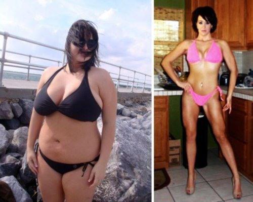 tilestwra.gr | 23 γυναίκες που έχασαν βάρος και έγιναν αγνώριστες!