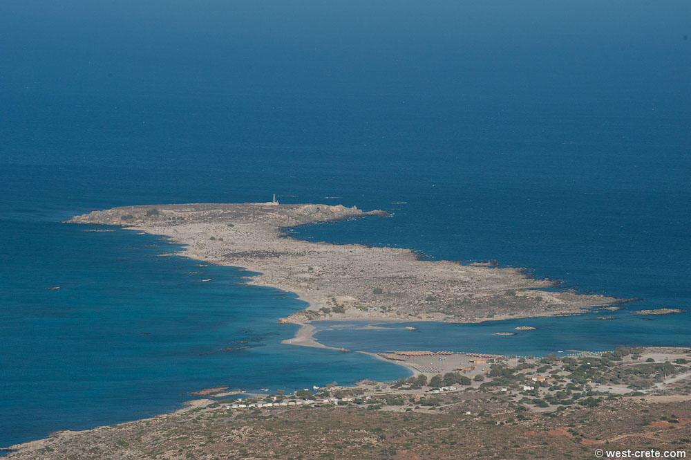 Apartments Elafonisos sea island inexpensively