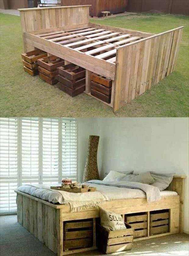 diaforetiko.gr : 1427100108 8cda81fc7ad906927144235dda5fdf15 Πήραν μερικές παλιές ξύλινες παλέτες και δεν θα πιστεύετε τι έφτιαξαν! Ειδικά το νούμερο 19 είναι τόσο πανέμορφο και λειτουργικό!