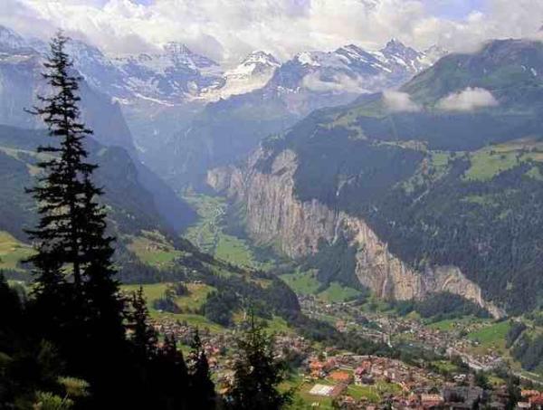 diaforetiko.gr : 245 600x453  Αυτό το  κρυφό μέρος στις Άλπεις είναι ίσως το ομορφότερο πάνω στη Γη.