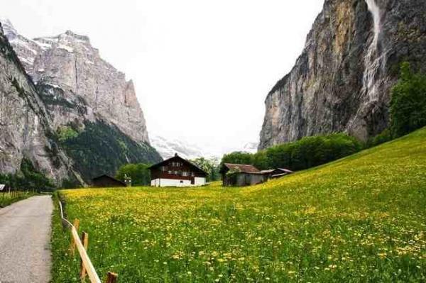 diaforetiko.gr : 419 600x399  Αυτό το  κρυφό μέρος στις Άλπεις είναι ίσως το ομορφότερο πάνω στη Γη.