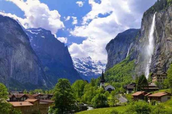 diaforetiko.gr : 616 600x399  Αυτό το  κρυφό μέρος στις Άλπεις είναι ίσως το ομορφότερο πάνω στη Γη.
