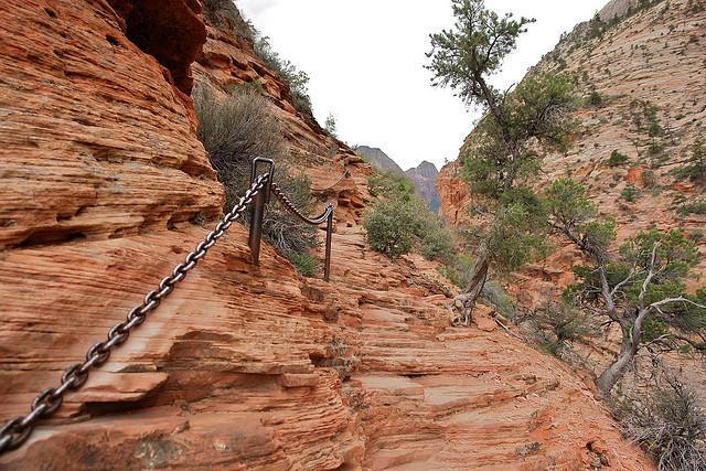 diaforetiko.gr : Zion National Park 4 Ο πιο επικίνδυνος δρόμος του πλανήτη, έχει την πιο εντυπωσιακή θέα