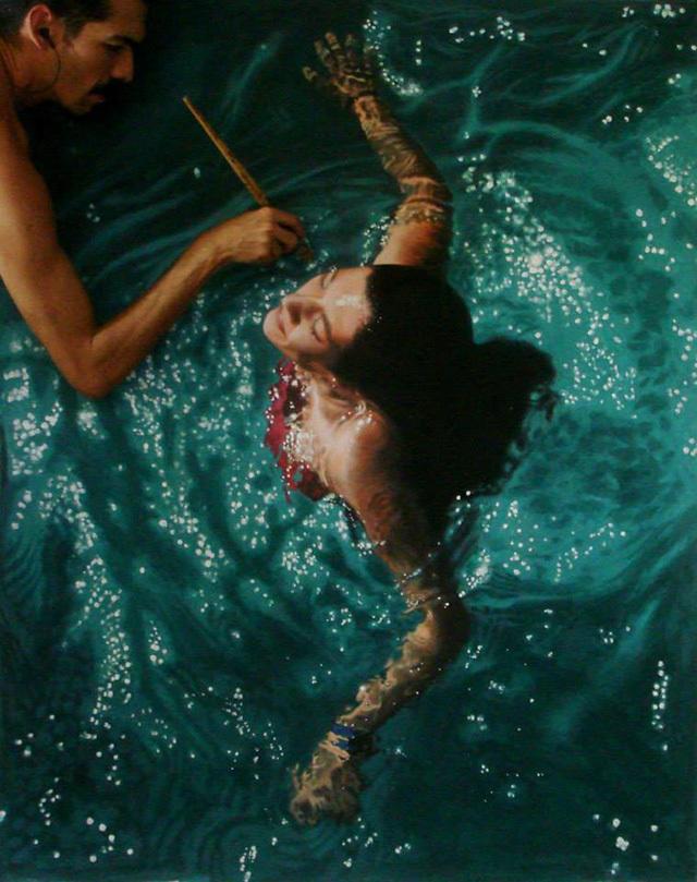 36341b78 974a 4df3 86fb 43e5205bc443 medium Αν νομίζετε πως αυτή η γυναίκα απολαμβάνει μια βουτιά στην πισίνα της, κάνετε μεγάλο λάθος.