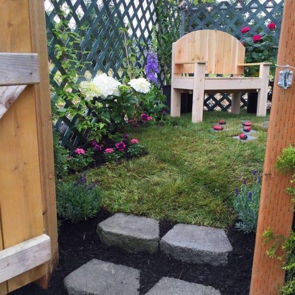 diaforetiko.gr : 618 600x600 Μεταμόρφωσε την βαρετή αυλή της σε ένα μυστικό κήπο που μοιάζει να ξεπήδησε από σελίδες παραμυθιών! ΕΚΠΛΗΚΤΙΚΗ ΙΔΕΑ !!!