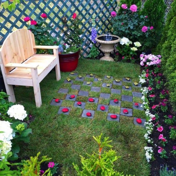 diaforetiko.gr : 715 600x600 Μεταμόρφωσε την βαρετή αυλή της σε ένα μυστικό κήπο που μοιάζει να ξεπήδησε από σελίδες παραμυθιών! ΕΚΠΛΗΚΤΙΚΗ ΙΔΕΑ !!!