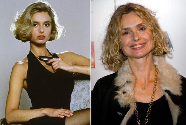 Bond Girls Then and Now 23 Ο χρόνος είναι αμείλικτος! Δείτε τα 31 κορίτσια του Τζέιμς Μποντ τότε και σήμερα