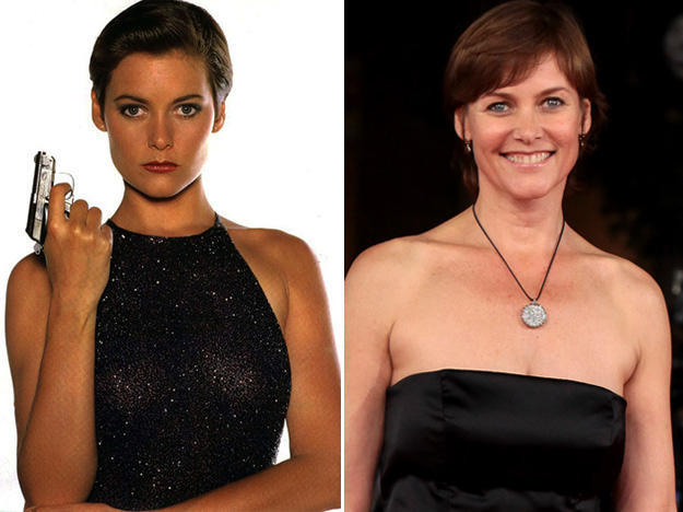 Bond Girls Then and Now 24 Ο χρόνος είναι αμείλικτος! Δείτε τα 31 κορίτσια του Τζέιμς Μποντ τότε και σήμερα