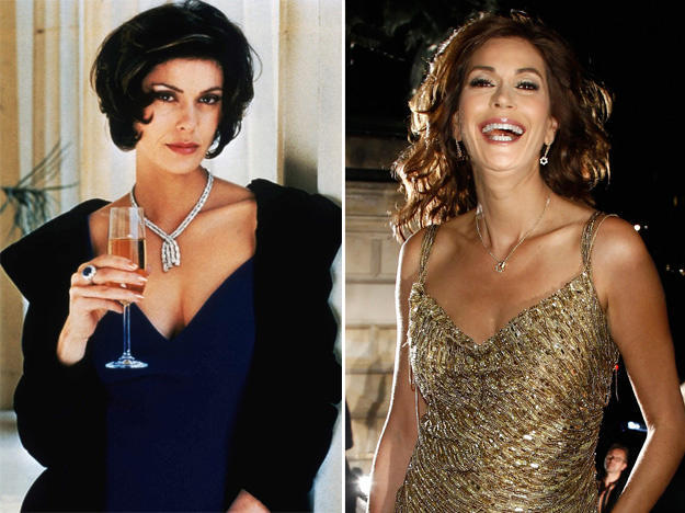 Bond Girls Then and Now 27 Ο χρόνος είναι αμείλικτος! Δείτε τα 31 κορίτσια του Τζέιμς Μποντ τότε και σήμερα