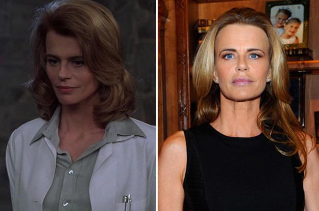 Bond Girls Then and Now 29 Ο χρόνος είναι αμείλικτος! Δείτε τα 31 κορίτσια του Τζέιμς Μποντ τότε και σήμερα