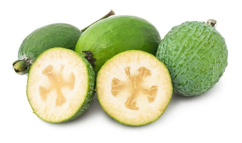 diaforetiko.gr : Feijoa1 10 περίεργα εξωτικά φρούτα που δεν είχατε ξανακούσει ποτέ.