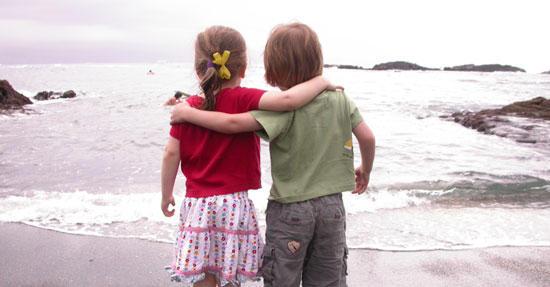 bienvenida2 Η φιλία είναι μια ψυχή που κατοικεί σε δυο σώματα