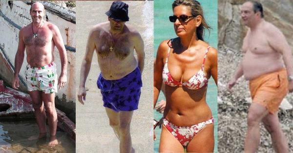 1b877aedd37 30 φωτογραφίες Ελλήνων διάσημων με μαγιό που θα στοιχειώσουν τα ...