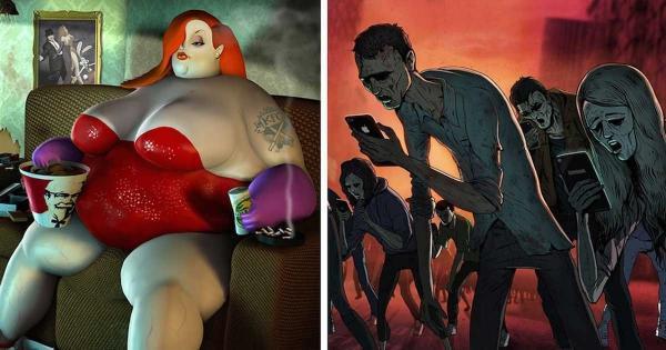 Η πικρή αλήθεια της σύγχρονης ζωής μέσα σε 16 σκληρές εικόνες