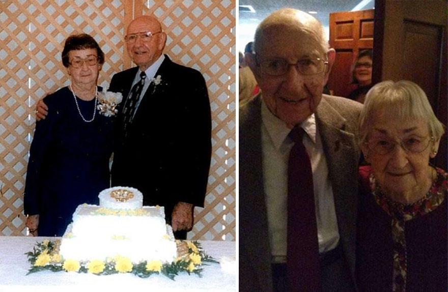 diaforetiko.gr : elderly couple reunited hospital 8 Συγκινητικό: Όταν το νοσοκομείο είπε στον 96χρονο οτι δεν μπορεί να νοσηλευτεί στο ίδιο δωμάτιο με τη γυναίκα του,  αυτός απάντησε πως ΔΕΝ ΜΠΟΡΕΙ να μείνει λεπτό μακριά της.