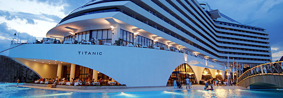 diaforetiko.gr : itemImage 281 To πολυτελές ξενοδοχείο στην Τουρκία που έχει την μορφή του… Τιτανικού!