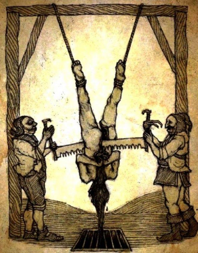 diaforetiko.gr : pic21 Οι 10 χειρότερες τεχνικές βασανισμού και θανάτου στην ανθρώπινη ιστορία