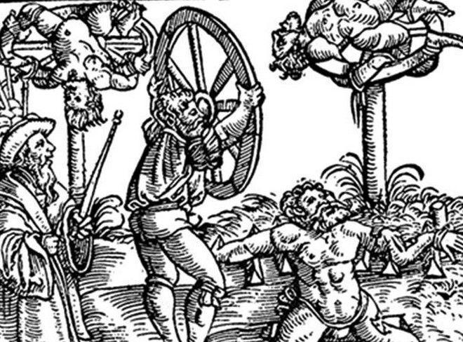 diaforetiko.gr : pic4 Οι 10 χειρότερες τεχνικές βασανισμού και θανάτου στην ανθρώπινη ιστορία