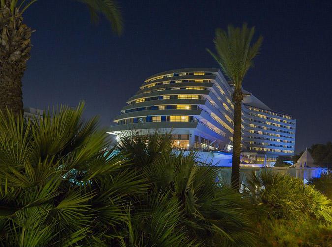 diaforetiko.gr : titanichotel5 To πολυτελές ξενοδοχείο στην Τουρκία που έχει την μορφή του… Τιτανικού!