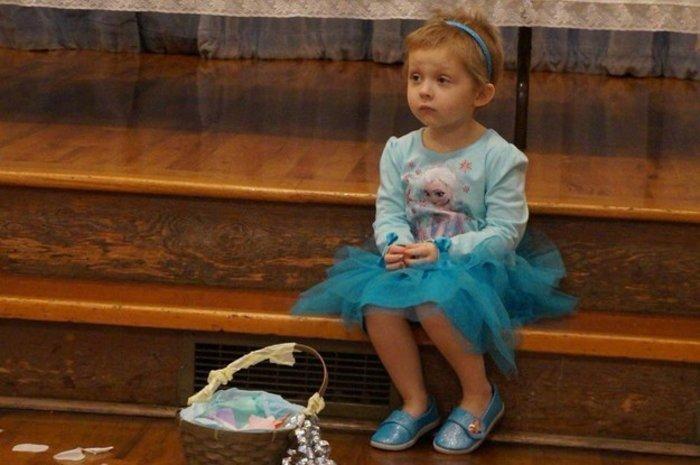 diaforetiko.gr : upl55c358579ed8c Το πάρτι αυτής της μικρής «πριγκίπισσας» που έχει 4 μήνες ζωής θα σας συγκινήσει