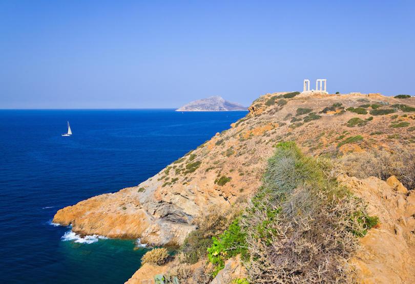 diaforetiko.gr : cape sounion Τα δέκα ωραιότερα μέρη που αξίζει να επισκεφθείς στην Ελλάδα