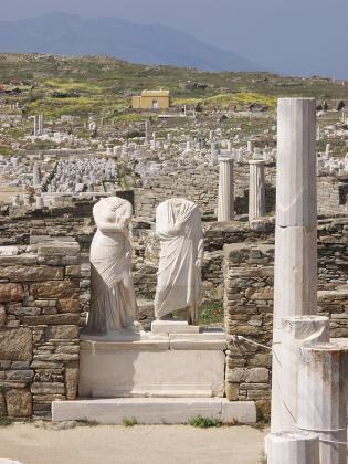 Οικία της Κλεοπάτρας και του Διοσκουρίδη